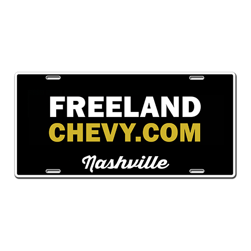 Freeland Chevy logo