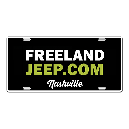Freeland Jeep logo